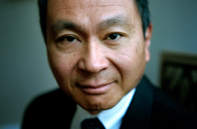 Francis Fukuyama. Foto: Roger Cremers/Hollandse Hoogte