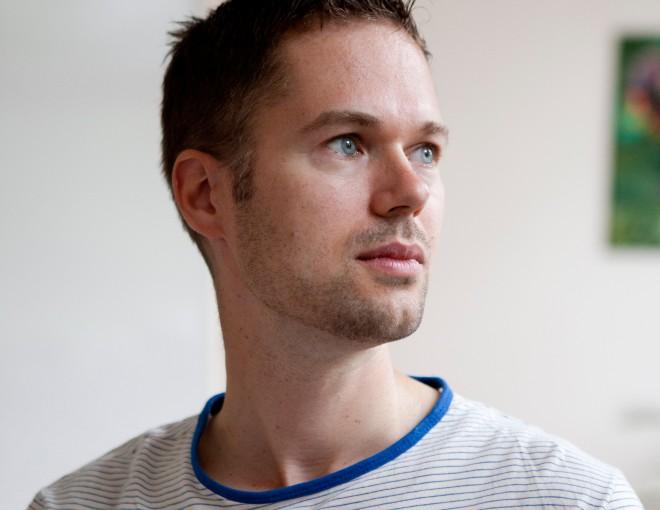 Maarten Diepenbroek (34): 'Het was volgens mij juist onverenigbaar om christen te zijn en in de kast te blijven.' Foto: Ruth Catsburg