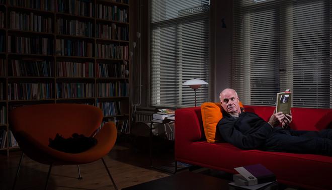 Robert Anker. Foto: Marijn Smulders (voor De Correspondent)