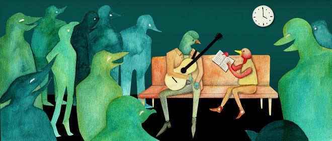 Illustratie: Cliff van Thillo (voor De Correspondent)