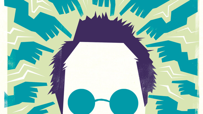 Detail van de boekcover 'So You've Been Publicly Shamed' van Jon Ronson.