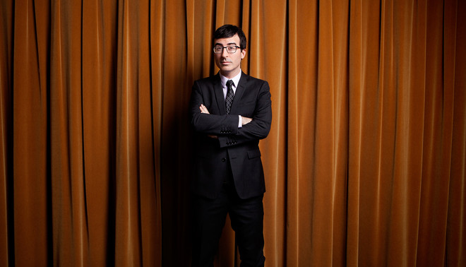 John Oliver. Foto: Jesse Dittmar/Getty Images