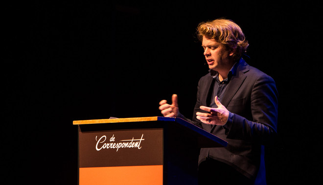 Foto: Willem Sluyterman van Loo (voor De Correspondent)
