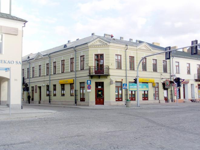 Kosciuszki 54, Suwlaki. Foto: Adrian Piekarski