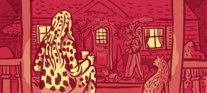 Illustratie: Cléa Dieudonné (voor De Correspondent)