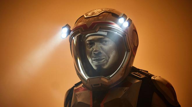 Beeld uit de serie Mars van National Geographic
