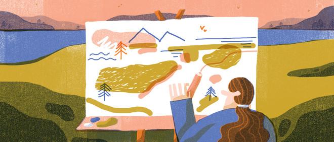 Illustratie: Bethany Walrond (voor De Correspondent)