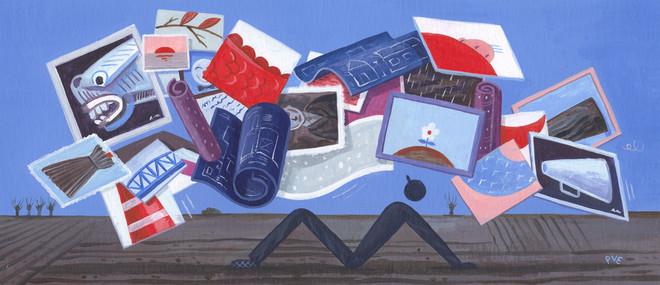 Illustraties: Pieter Van Eenoge (voor De Correspondent)