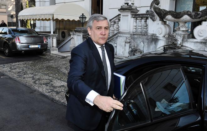 Antonio Tajani op 16 januari 2017, in Rome. Foto: Luigi Mistrulli / Hollandse Hoogte