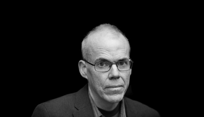 Bill McKibben. Photo by Wolgang Schmidt