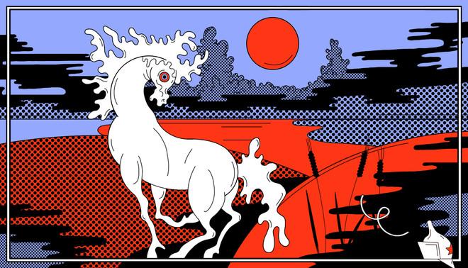 Illustraties: Friederike Hantel (voor De Correspondent)