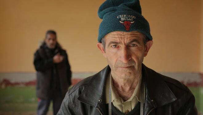 Still uit de documentaire 'The Good Postman' van de maker Tonislav Hristov