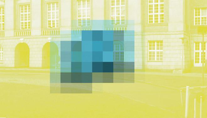 Beeld uit de serie 'Symbols' die Thomas Kuijpers maakte voor De Correspondent.