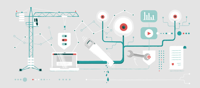 Illustrations by our editorial designer Leon de Korte