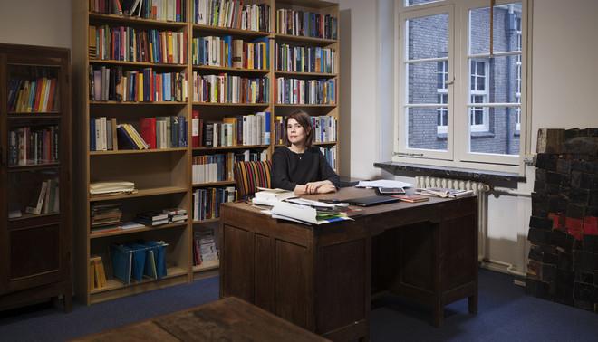 Daan Roovers. Foto: Marijn Smulders (voor De Correspondent)