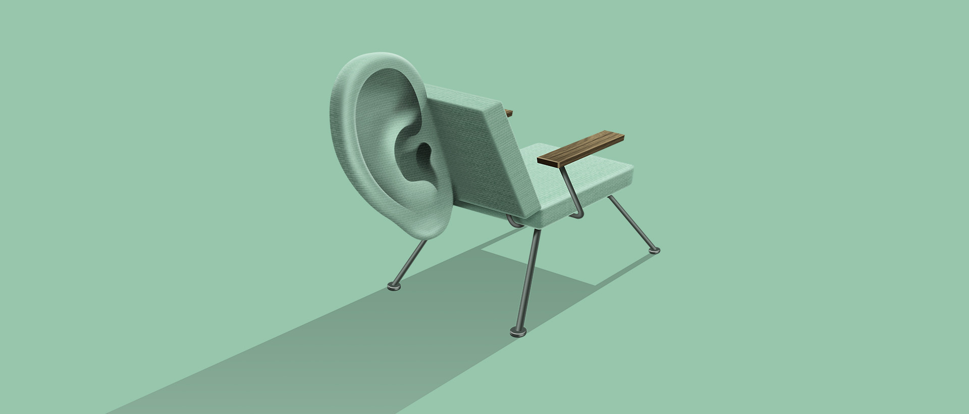 Operation Easy Chair, or how a little company in Holland helped the