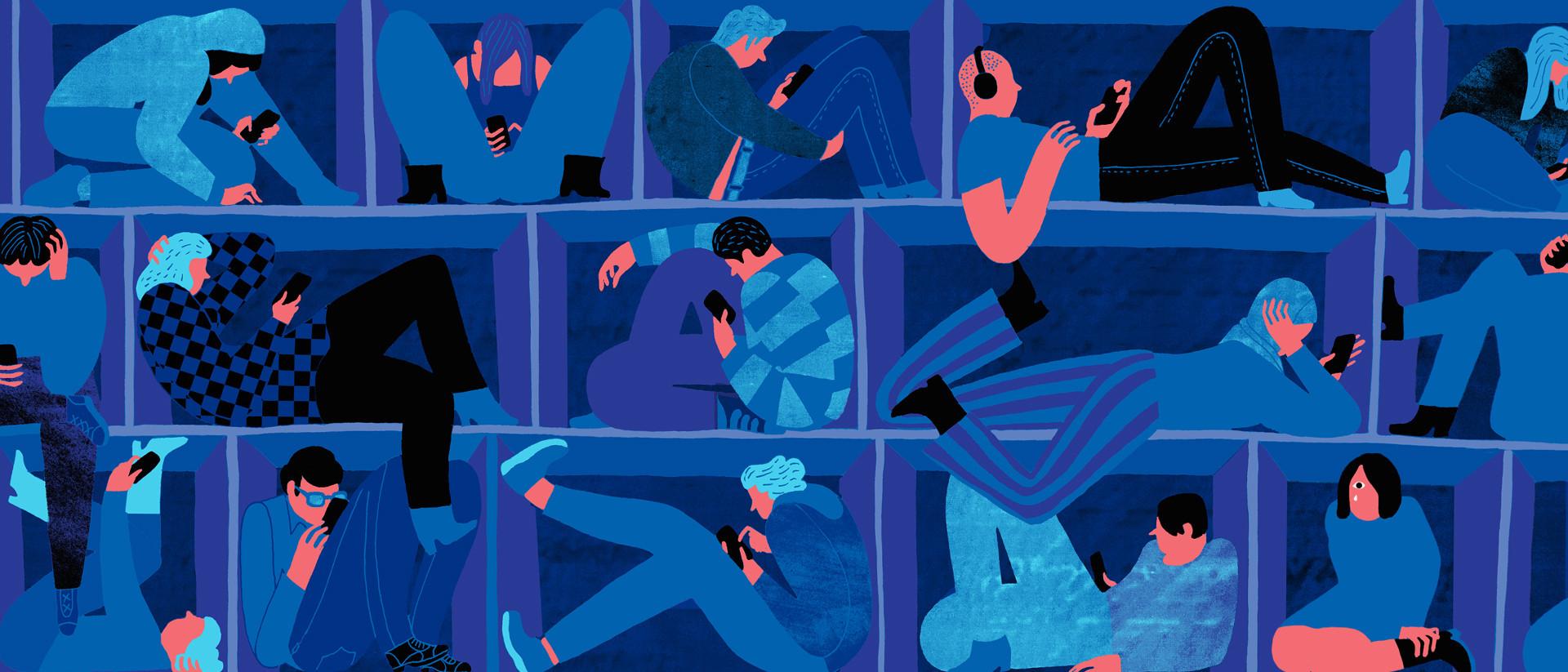 invloed van media op jongeren Jongeren sporten steeds minder, sociale media vermoedelijk  jongeren vaker  zelf wat ze doen en is de invloed van ouders minder geworden.