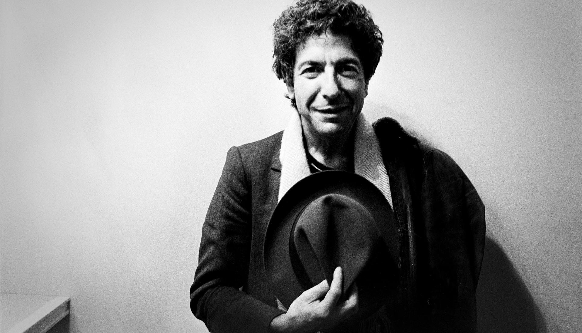 Leonard Cohen Had De Toekomst Al Gezien De Correspondent
