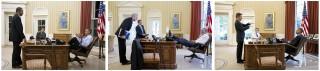 2. Het kantoor (deel 1). Foto's Pete Souza/the White House