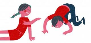 Illustratie (detail): Esther Aarts