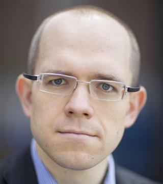 Evgeny Morozov, 2013. Foto: Hollandse Hoogte