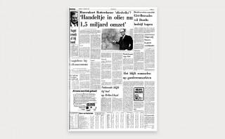 Pagina 15 uit Het Vrije Volk van zaterdag 11 augustus 1973.