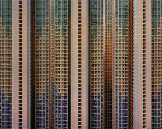 Architecture of Density # 91. Foto: Michael Wolf / courtesy Galerie Wouter van Leeuwen
