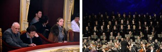 Het 'Weense' Operatheater in Lviv. Foto's: Dolph Kessler