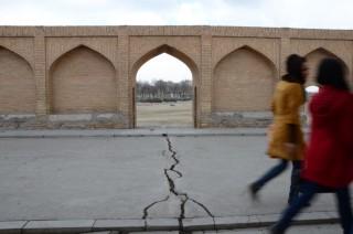 De Khaju brug in Isfahan. Foto: Shiva