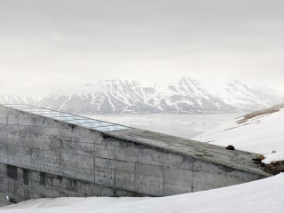 Foto uit het project 'Global Seed Vault'. Foto: Greg White