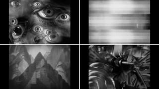 Een paar stills uit de film die goed laten zien hoe met het gebruik van licht en spiegels 'special effects' worden gecreëerd.