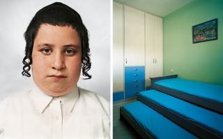 Tzvinka (9), Beitar Illit (Israël). Foto: James Mollison/Courtesy Flatland Gallery