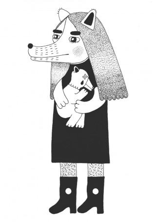 Illustratie: Saša Ostoja