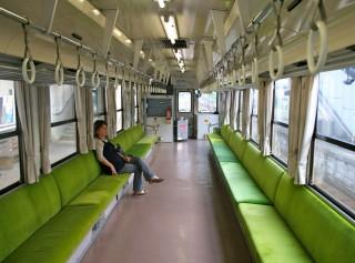 De trein naar Kochi. Foto: Auke Hulst