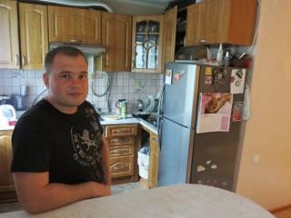 Pavel Kirilenko uit Donetsk heeft Russisch bloed door zijn aderen stromen. Foto: Floris Akkerman
