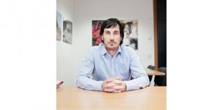 Marco Selva is hoofd van de afdeling Private Partnerschappen bij het World Food Programme (WFP) in Rome. Foto: Pieter van den Boogert