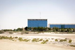 De kantoorgebouwen van de IHC. Foto: Pieter van den Boogert