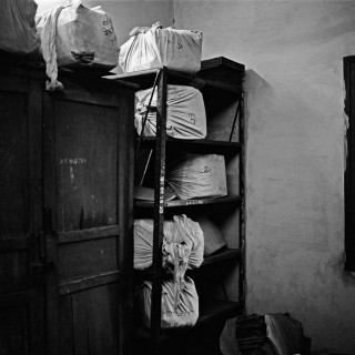 Uit het fotoboek 'File Room'. Foto: Dayanita Singh