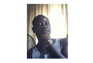 Zwart poesje uit Nigeria