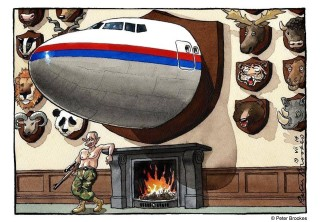 Illustratie: Peter Brookes