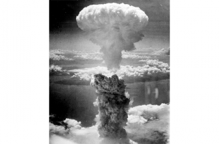 9 augustus 1945: De tweede atoombom op Nagasaki. Foto: Wikipedia