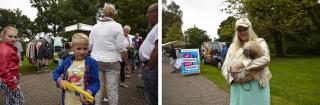 Bezoekers op het Euifeest in Hasselt. Foto's: Niels Stomps