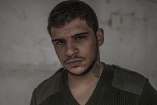Een christelijke MFS-strijder. Foto: Andreas Stahl