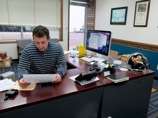 Journalist Jeff McNiell
