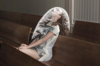 'Untitled 1/2', uit de serie 'The thing you put into your head are there forever'. Beeld: Amber Isabel
