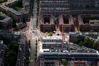 Hart van de Indische Buurt in Amsterdam. Foto: Siebe Swart/Hollandse Hoogte