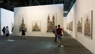 De tentoonstelling 'Facades' van Markus Brunetti. Foto: Rob Wetzer