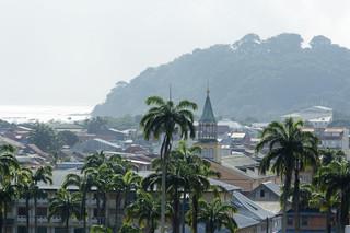 Cayenne, de hoofdstad van Frans Guyana. Foto: Hollandse Hoogte
