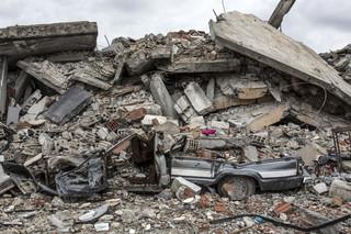 De Syrische stad Kobani. Foto: AP