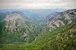 Het Nationale Park Tara in Montenegro. Foto: Guenther Bayerl / Hollandse Hoogte